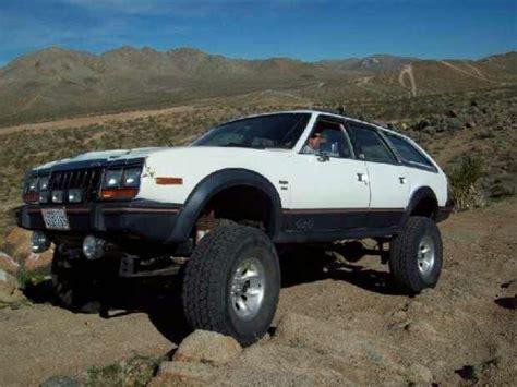siege 4x4 amc eagle oddly enough my 4x4 car crush varoom