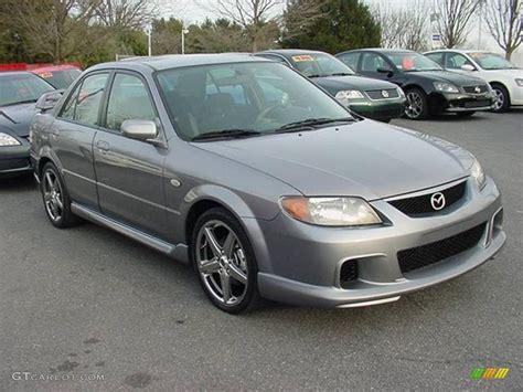 2003 Mazda Protege Mazdaspeed by 2003 Sunlight Silver Metallic Mazda Protege Mazdaspeed