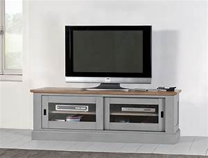 Grand Meuble Tv : grand meuble tv romance 2 portes ro820gm ~ Teatrodelosmanantiales.com Idées de Décoration
