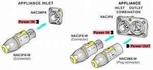 Neutrik Nac3mx