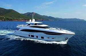 The Princess 35M Luxury Superyacht Princess Motor