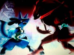 Lucario And Zoroark And Mewtwo | www.pixshark.com - Images ...