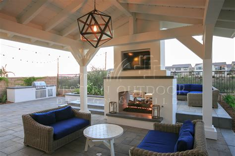 Outdoor Patio Spaces by Outdoor Living Spaces Outdoor Patio Spaces Gallery Western