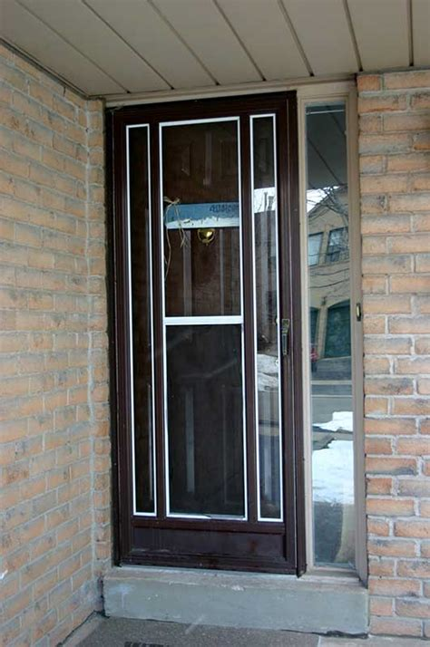 storm doors qsi windows doors