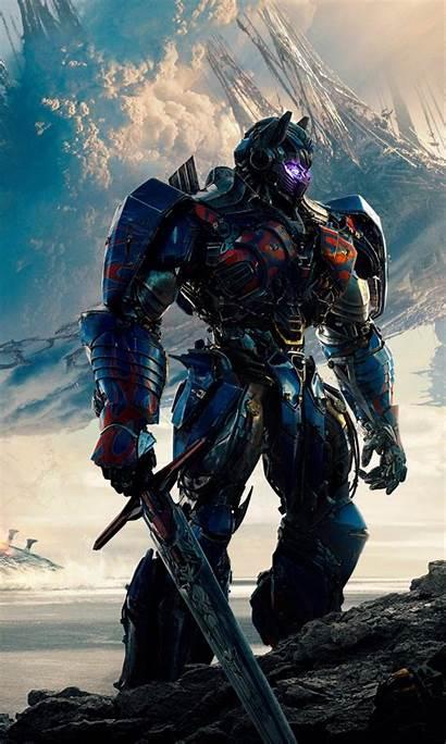Transformers Optimus Knight Prime Last Wallpapers 1080