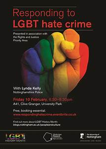 0060 - LGBT Hate Crime - A3 Poster.indd - People and Culture