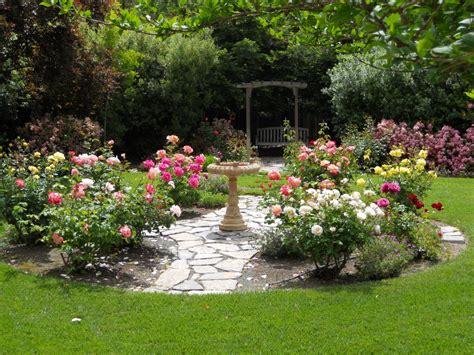 Flowers For Front Yard Border Sun Loving Garden Design