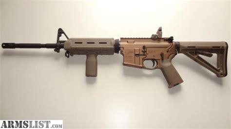 Colt Factory Anodized Fde Le6920