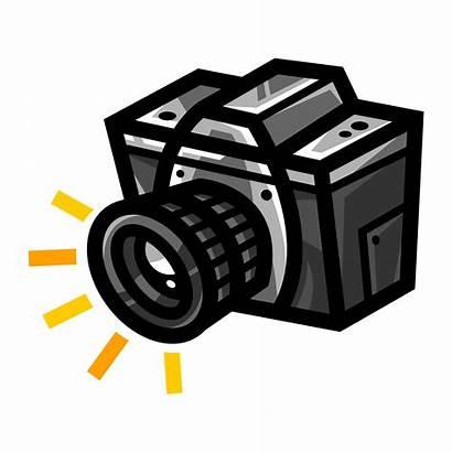 Kamera Camera Vektor Fotografica Macchina Icona Vettore