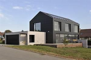 Moderne Häuser Mit Satteldach : architekten dhs satteldach haus pinterest ~ Eleganceandgraceweddings.com Haus und Dekorationen