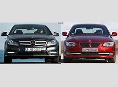 Photo Comparison 2011 BMW 3 Series Coupe vs 2012