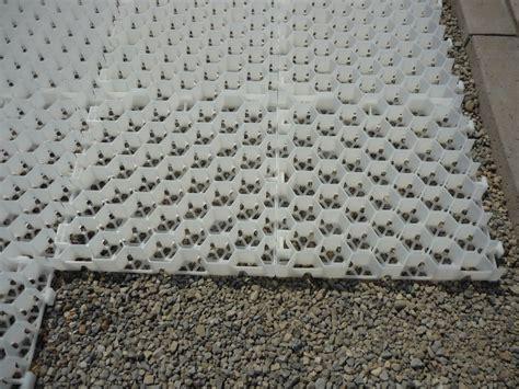 grigliato in polietilene salva ghiaia ferracin