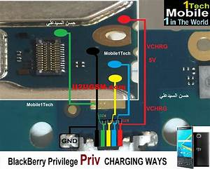 Blackberry Priv Charging Solution Jumper Problem Ways