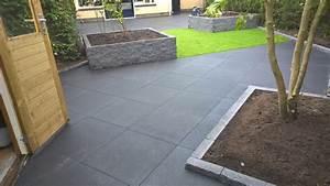 Esstisch 60 X 60 : betontegels 60x60 gelegd bowa bestratingen veelzijdig in ons vak ~ Bigdaddyawards.com Haus und Dekorationen