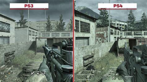 call  duty  modern warfare multiplayer map graphics