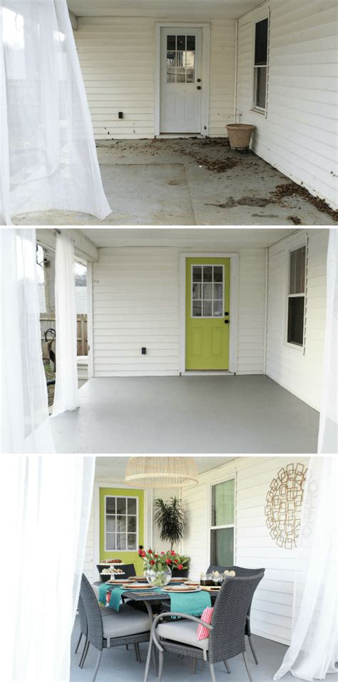 27 Stylish Front Porch Makeover Ideas That Encourage