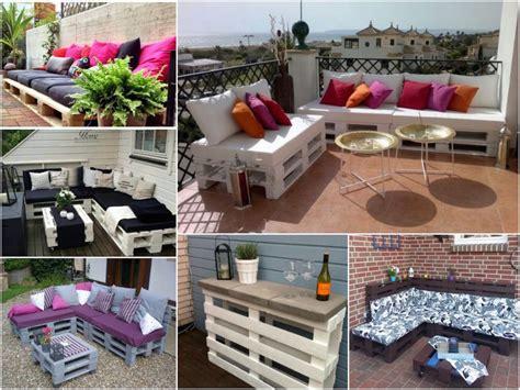 faire une terrasse en palette blog d 233 co clem around the