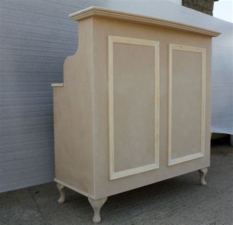 shabby chic reception desk raw mdf reception desk cash desk salon retail french style shabby chic ebay esthetic