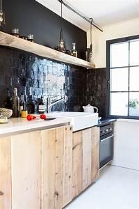Couleur De Cuisine : peinture cuisine moderne 10 couleurs tendance c t maison ~ Voncanada.com Idées de Décoration