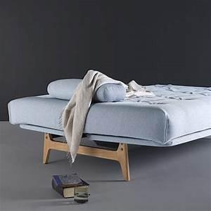 canape lit clic clac de luxe aslak innovation living dk With canape lit tres haut de gamme