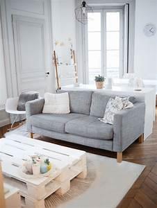 Canapé Lit Petit Espace : canape pour petit salon meilleures images d 39 inspiration ~ Premium-room.com Idées de Décoration