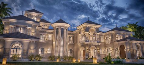 Mansions Designs by Palace Design At Doha Qatar Luxury Home