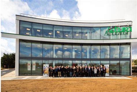 siege social optical center réseau actura inaugure nouveau siège social à blois