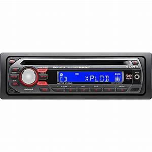 Sony Car Stereo CDX-GT420IP - TEVAMI