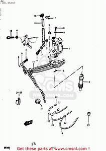 Suzuki Gt550 1973 1974 1975 1976 1977  K   L   M   A   B