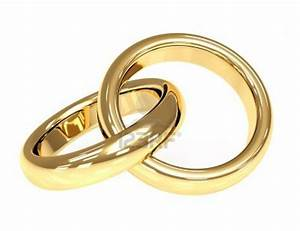 Wedding pictures wedding photos yellow gold wedding ring for Golden wedding rings