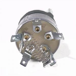 Ihc    Farmall 4 Position Rotary Switch