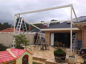 Flat Roof Pergola Design Joy Studio Design Gallery