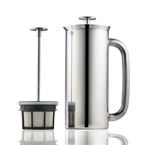 Download files and build them with your 3d printer, laser cutter, or cnc. Espro Press P7 Stainless Steel French Press Coffee Maker