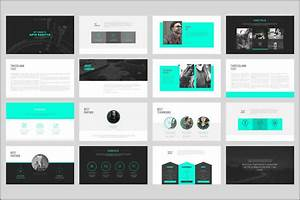 best professional presentation template images resume With what is a template in powerpoint