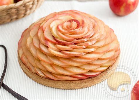 du bonheur dans la cuisine tarte aux pommes inspiration cédric grolet sucre d 39 orge