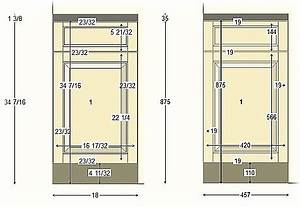 Cabinets Metric vs Standard in Custom Cabinetry Business