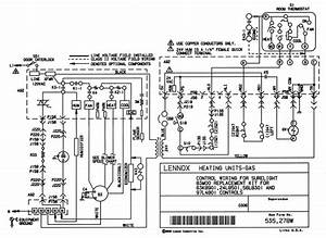 Schematic Diagram For Lennox 24l8501 Furnace Control Board  Lennox Furnace Circuit Board