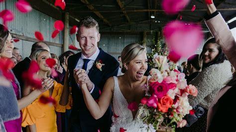 Dylan Grimes wedding: Richmond star marries long term