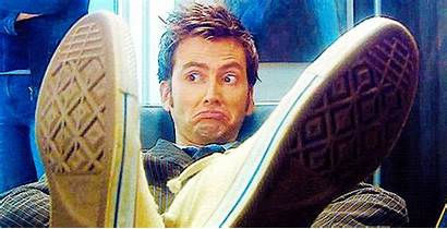 Nope Gifs Doctor Reaction Dr Face Tennant