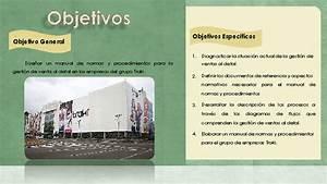Manual De Normas Y Procedimientos  Gesti U00f3n De Ventas Al