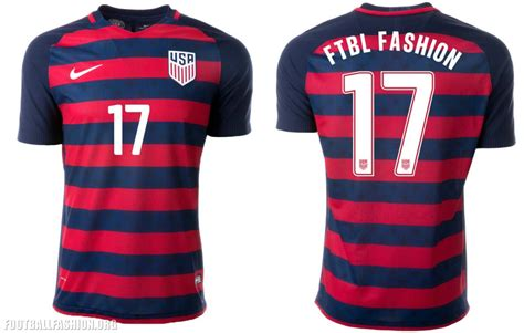 soccer jersey usa 2017 concacaf gold cup nike jersey football fashion org