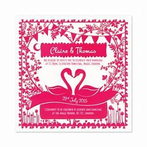 art deco flower wedding invitation gallery With paper cut wedding invitations uk