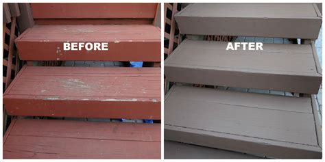 5 things we realize from repainting deck beauteeful living