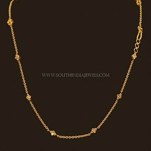 Gold Chain Designs for Women | Gold chain design, Chains ...