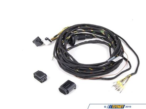 61120303064 genuine bmw retrofit wiring kit pdc 61120303064 turner motorsport