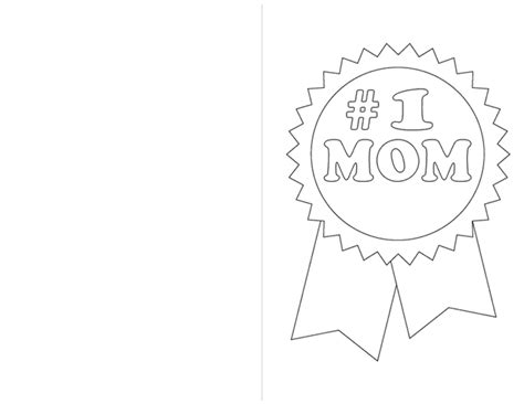 17 Printable Mother's Day Coloring Pages