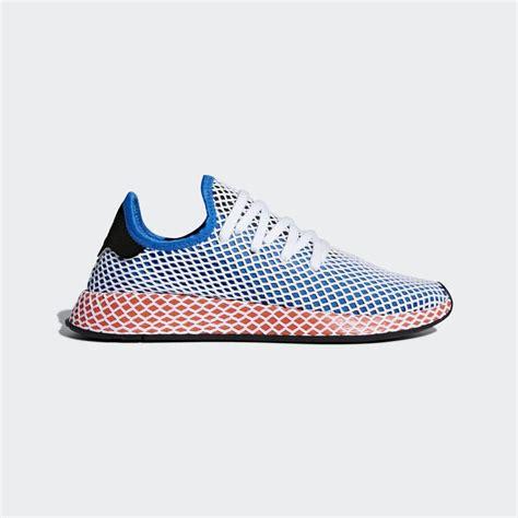 adidas deerupt runner blue bird grailify sneaker releases