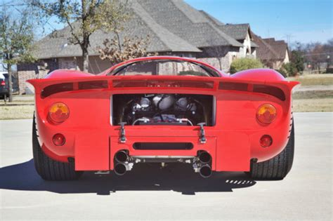 In 1967, ferrari introduced the 330 p4 in response to the ford gt. 1967 Ferrari 330 P4 Tribute 575 Maranello V12 Motec Aluminum Body P4 by Norwood for sale: photos ...