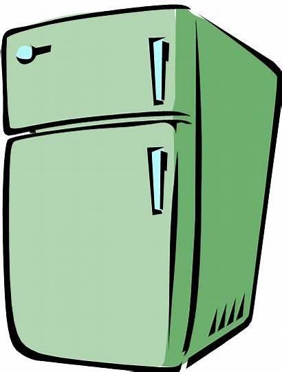 Refrigerator Saving Clipart Energy Tips Save Fridge