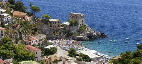 Le spiagge di Maiori e Minori - Costiera Amalfitana